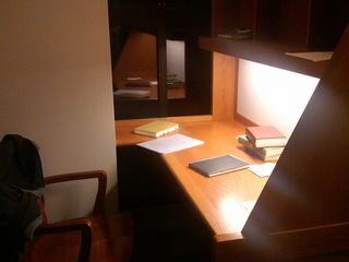 Widener Carrel